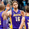 Lakers play off yolunda