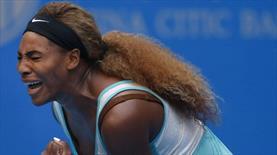 Açılışı Serena yaptı