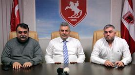 Samsun'dan başkana tepki var